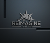 Reimagine Roofing Logo - Entry #114