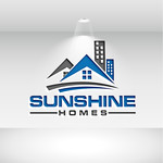 Sunshine Homes Logo - Entry #559