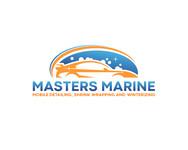 Masters Marine Logo - Entry #411