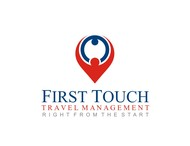 First Touch Travel Management Logo - Entry #47
