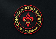 Consolidated Safety of Acadiana / Fire Extinguisher Sales & Service Logo - Entry #102