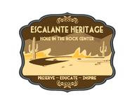 Escalante Heritage/ Hole in the Rock Center Logo - Entry #30