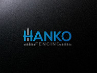 Hanko Fencing Logo - Entry #80