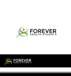Forever Health Studio's Logo - Entry #20