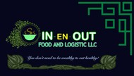In & Out Foods and Logistics LLC Logo - Entry #42