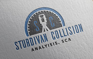 Sturdivan Collision Analyisis.  SCA Logo - Entry #121