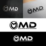 MD Building Maintenance Logo - Entry #148
