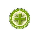 Natural Green Cannabis Logo - Entry #25