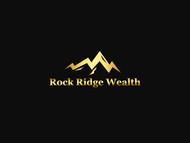 Rock Ridge Wealth Logo - Entry #320
