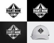 Right Now Semi Logo - Entry #210