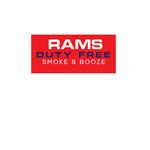 Rams Duty Free + Smoke & Booze Logo - Entry #29