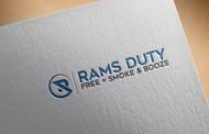 Rams Duty Free + Smoke & Booze Logo - Entry #53