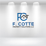 F. Cotte Property Solutions, LLC Logo - Entry #74