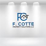F. Cotte Property Solutions, LLC Logo - Entry #74