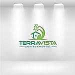 TerraVista Construction & Environmental Logo - Entry #78