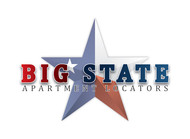 Big State Apartment Locators Logo - Entry #39