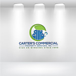 Carter's Commercial Property Services, Inc. Logo - Entry #173