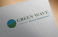 Green Wave Wealth Management Logo - Entry #233