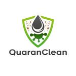 QuaranClean Logo - Entry #114