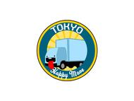 Tokyo Happy Move Logo - Entry #16