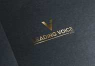 Leading Voice, LLC. Logo - Entry #107