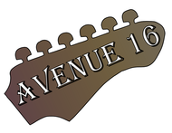 Avenue 16 Logo - Entry #28