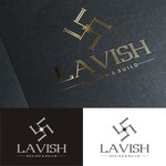 Lavish Design & Build Logo - Entry #113