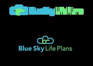 Blue Sky Life Plans Logo - Entry #329