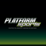 "Platform Sports "" Equipping the leaders of tomorrow for Greatness."" Logo - Entry #19"