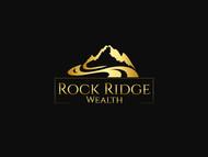 Rock Ridge Wealth Logo - Entry #325