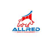ALLRED WEALTH MANAGEMENT Logo - Entry #691