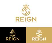 REIGN Logo - Entry #136