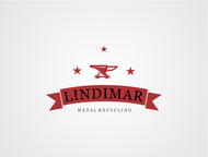 Lindimar Metal Recycling Logo - Entry #333