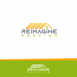 Reimagine Roofing Logo - Entry #228