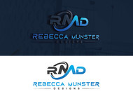 Rebecca Munster Designs (RMD) Logo - Entry #17