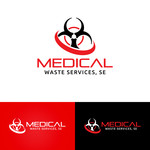 Medical Waste Services Logo - Entry #130