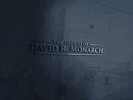 Law Offices of David R. Monarch Logo - Entry #105