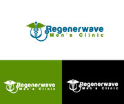 Regenerwave Men's Clinic Logo - Entry #49