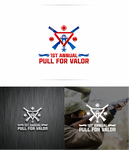1st Annual Pull For Valor Logo - Entry #27