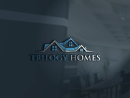 TRILOGY HOMES Logo - Entry #257