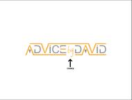 Advice By David Logo - Entry #250