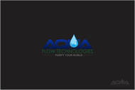 AquaFlow Technologies Logo - Entry #46