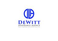"""""""DeWitt Insurance Agency"""" or just """"DeWitt"""" Logo - Entry #240"""