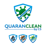 QuaranClean Logo - Entry #142