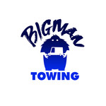 Big Man Towing Logo - Entry #7