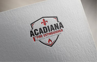 Acadiana Fire Extinguisher Sales and Service Logo - Entry #265