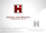 Housel Law Offices  : Theodore F.L. Housel Logo - Entry #20