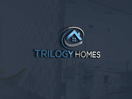 TRILOGY HOMES Logo - Entry #100