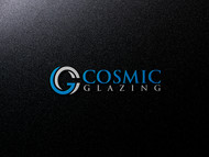 Cosmic Glazing Logo - Entry #36