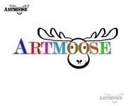 ArtMoose Logo - Entry #13